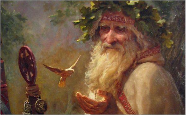 Бог леса - Святобор