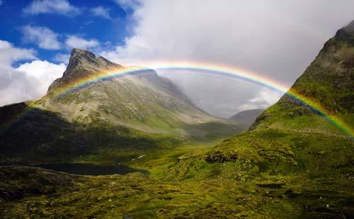 Приснилась радуга — значение сна