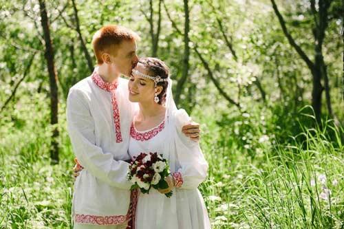 Значение славянского оберега Свадебник