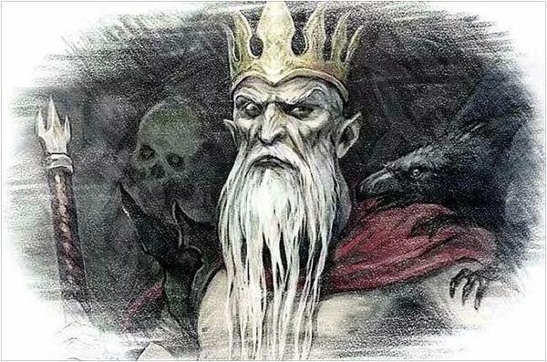 Бог тьмы - Чернобог