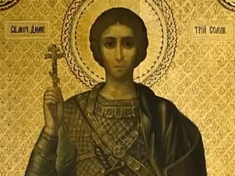 Хор храма Святого Великомученика Димитрия Солунского