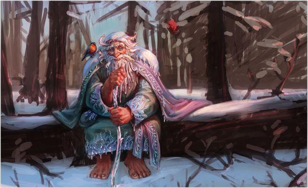 Бог Мороз