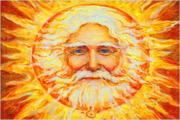Бог весны - Ярило
