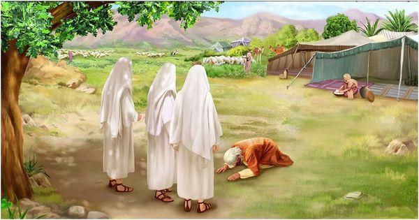 Как выглядят ангелы по Библии