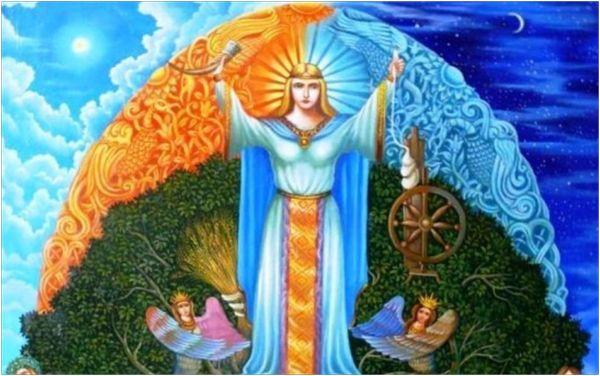 Бог земли - Сыра Земля