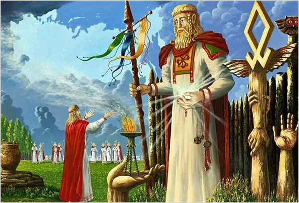 Бог правосудия - Пров