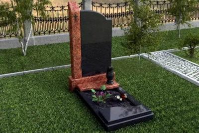 Монтаж надгробного памятника и его особенности