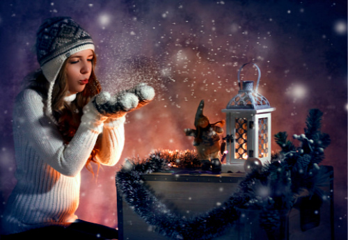 Рождественские заговоры для женщин